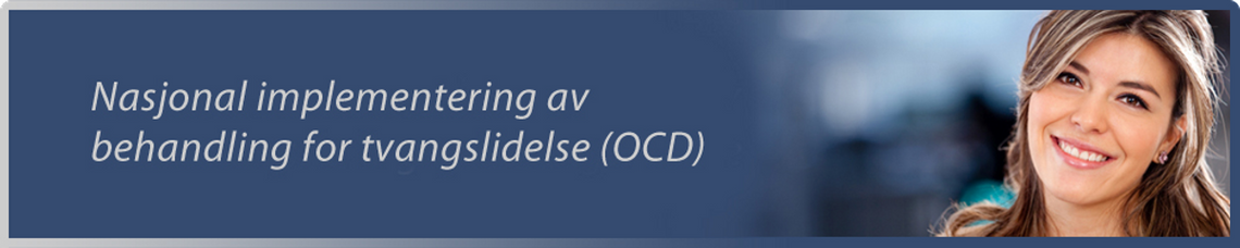 Logo, Nasjonal implementering av behandling for tvangslidelse (OCD)